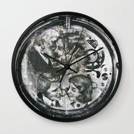 Timeless Love Wall Clock