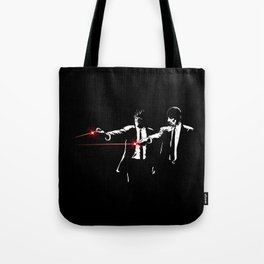 Meth Fiction Tote Bag