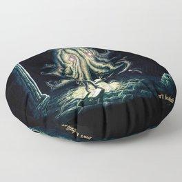 Dark Floor Pillow