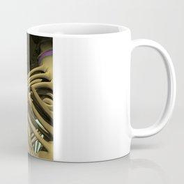 Mezzo-Cosmic Standard 1.1 (3D Fractal Digital Art) Coffee Mug