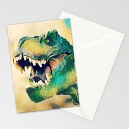 TRex Stationery Cards
