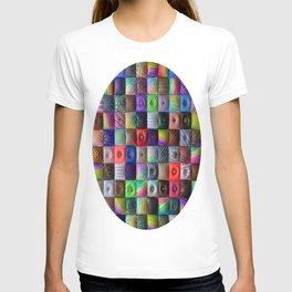 Patchwork of Joy T-shirt