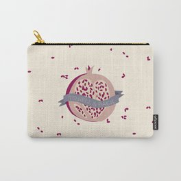 Persephone's Ink - Spring Equinox Carry-All Pouch