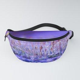 Purple Wizard Fanny Pack