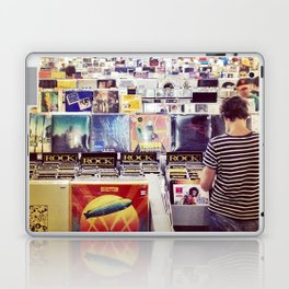 Record Store Laptop & iPad Skin