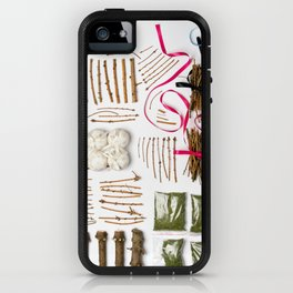 Packed Christmas iPhone Case