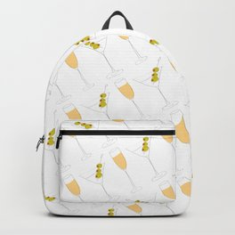 Martinis + Champagne Backpack
