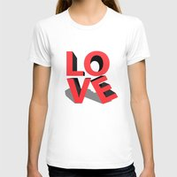 kiss T-shirts featuring kiss by mark ashkenazi