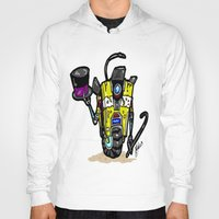 "borderlands Hoodies featuring ""Welcome Travelers... To The Claptrap Variety Show!""  Borderlands 2 comes alive! by beetoons"