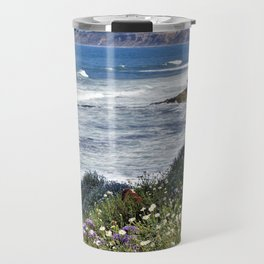 La Jolla Beauty by Reay of Light Photography Travel Mug