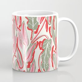 Messed Leaves Coffee Mug