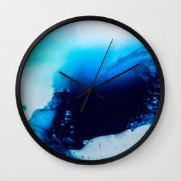 Admiral - Blue #3 Wall Clock