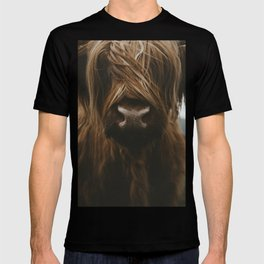 Scottish Highland Cattle T-shirt