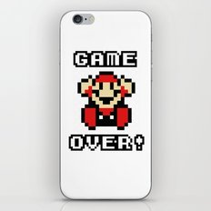 Game Over! iPhone & iPod Skin