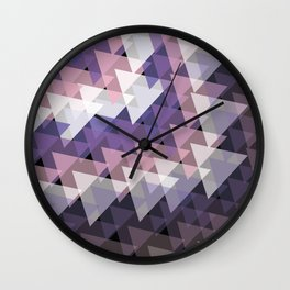Love as the Sun Comes Up Wall Clock
