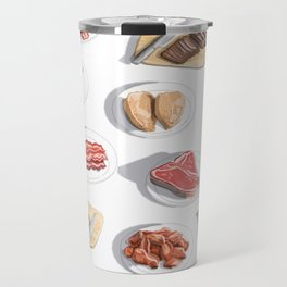 I Like Meat Travel Mug