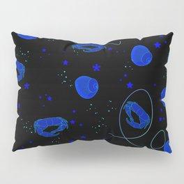 Blue Band Pillow Sham