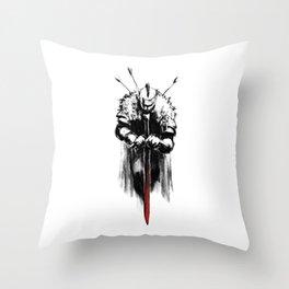 Dark Souls Throw Pillow