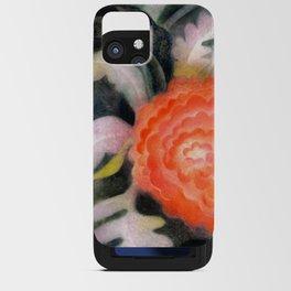 Fleur Rouge iPhone Card Case