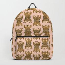 Fierce   Peachy Pink Backpack