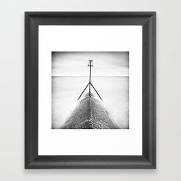 Basket Case Framed Art Print