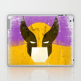 Logan grunge Laptop & iPad Skin