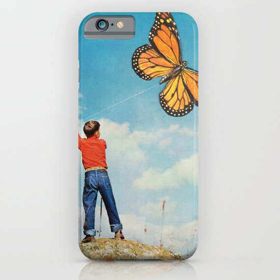The nonflying monarca iPhone & iPod Case