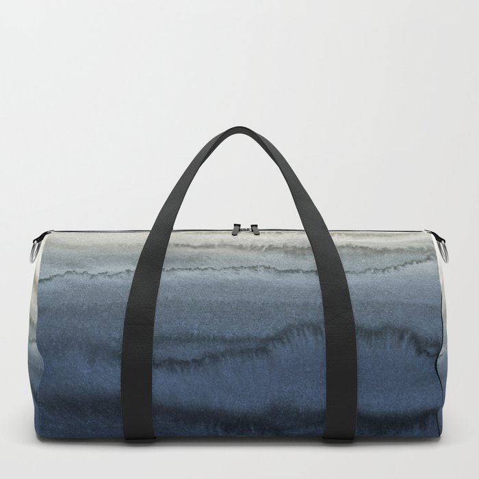 WITHIN THE TIDES - CRUSHING WAVES BLUE Duffle Bag