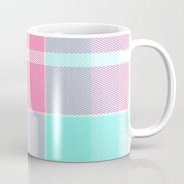 Summer Plaid 19 Coffee Mug