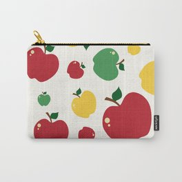 colourful apples Carry-All Pouch