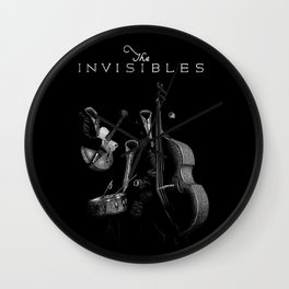 The Invisibles (With Title) Wall Clock