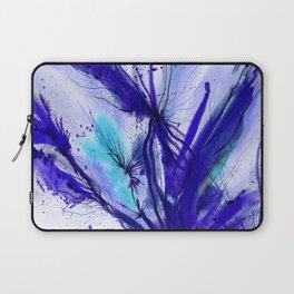 Organic Ecstasy No. 48e by Kathy Morton Stanion Laptop Sleeve
