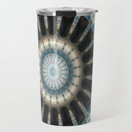 Mandala Wheel of emotions Travel Mug