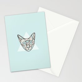 Herman - A Cat Poster Stationery Cards