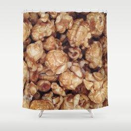 CARAMEL POPCORN Shower Curtain