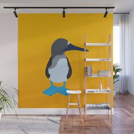 Sula nebouxii - be blue-footed Wall Mural