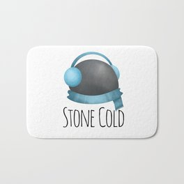 Stone Cold Bath Mat