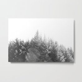 HIGH Metal Print
