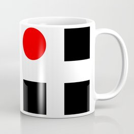 Must Fit In (Circle) Coffee Mug