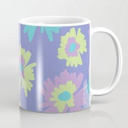 flowers pattern print floral spring Coffee Mug