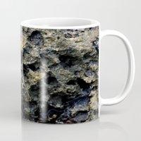 rocky Mugs featuring Rocky by C. Wie Design