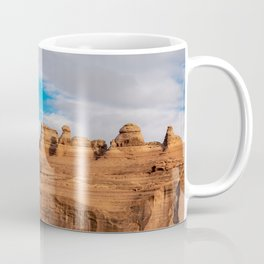 Delicate Arch 0414 - Arches National Park, Moab, Utah Coffee Mug