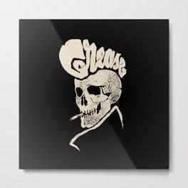 Grease 2 Metal Print