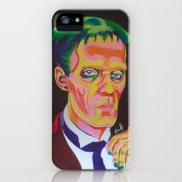 Lurch and Thing iPhone Case
