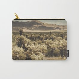 Super Bloom Cactus 7379 Carry-All Pouch