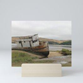 Ashore Mini Art Print