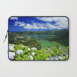 Crater lakes Laptop Sleeve