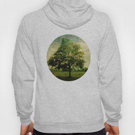 The Textured Tree  Hoody