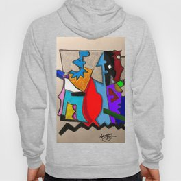 Abstract Dailey 451 Hoody
