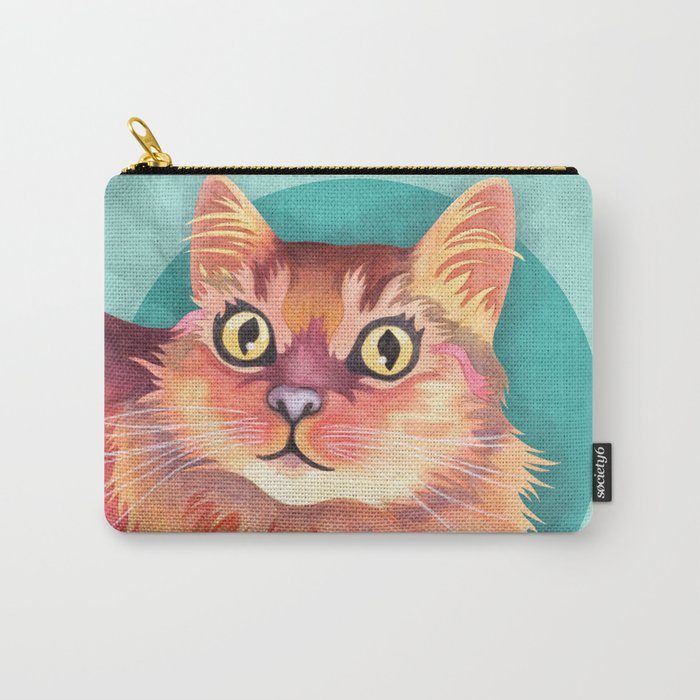 Meowgi Carry-All Pouch